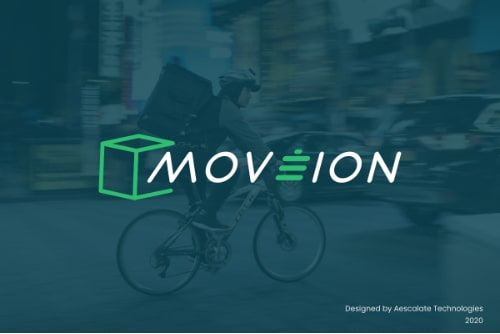 Moveion - Designed by Aescalate Technologies